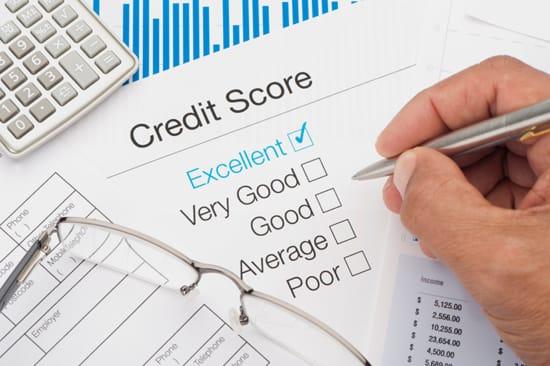 Bedömning av kreditvärdighet