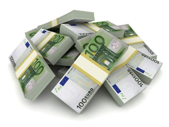 Eurosedlar i buntar