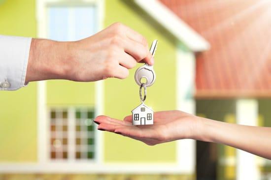 Nyckel till bostad