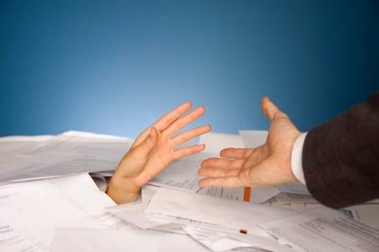 En prick i Kronofogdens register är förödande för nyttiga krediter