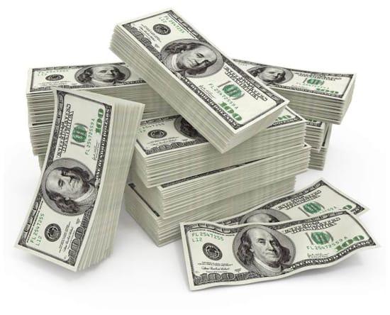 Stort dollarlån