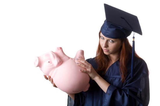 Hos oss kan du låna pengar som student