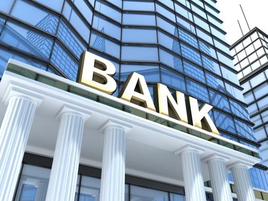 Utländsk storbank
