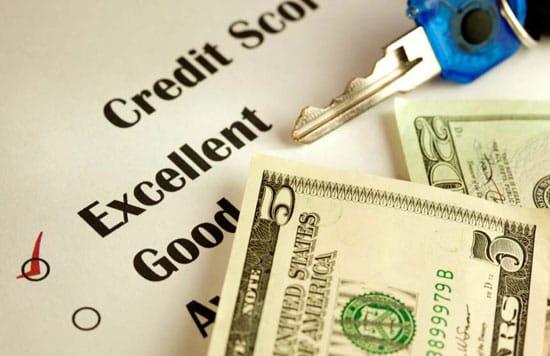 Utmärkt kreditvärdighet