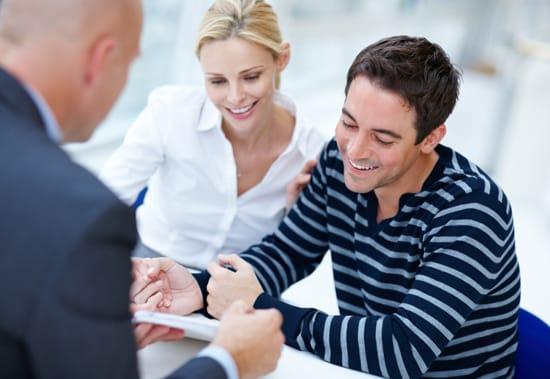 Förhandling om lån